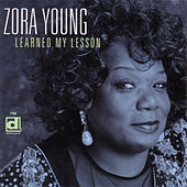 Blues Falling Down Like Rain by Zora Young