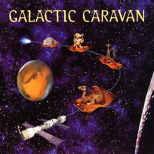 Galactic Caravan by Various Artists