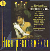 Great Moments From Die Fledermaus by Johann Strauss, Jr.