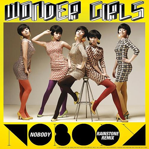 Nobody Rainstone Remix by Wonder Girls
