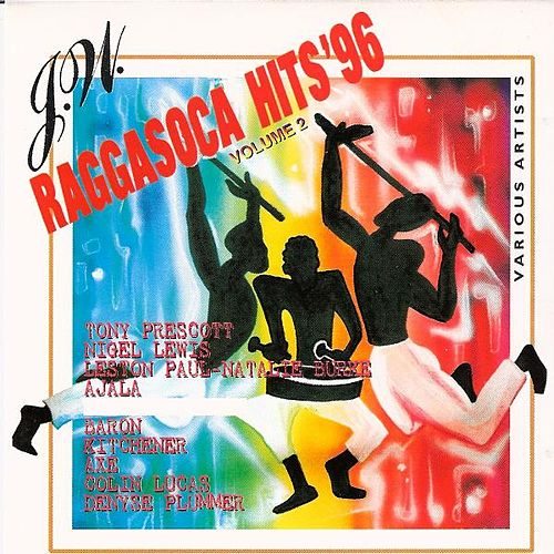 J.W. Ragga Soca Hits '96 by Various Artists