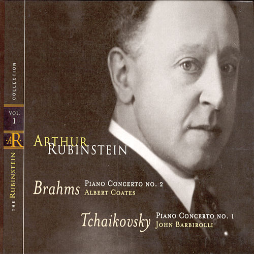 Piano Concerto No. 2 by Johannes Brahms