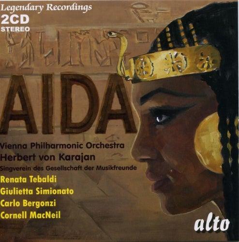 Aida (Verdi) by Renata Tebaldi