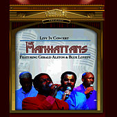 Manhattans Live In Concert by The Manhattans