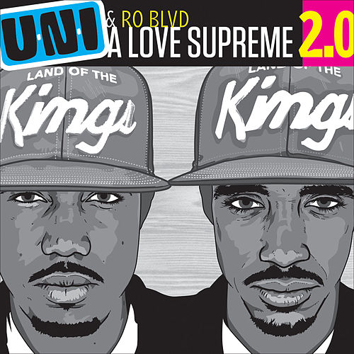 A Love Supreme 2.0 by U-N-I