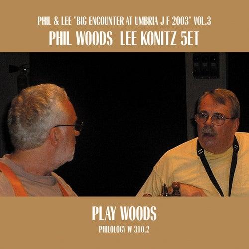 Play Woods by Lee Konitz