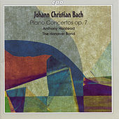 Bach, J.C.: 6 Keyboard Concertos, Op. 7 by Anthony Halstead