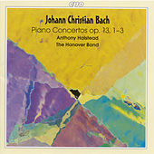 Bach, J.C.: Keyboard Concertos, Op. 13, Nos. 1-3 / Keyboard Concerto in E Flat Major, C75 by Anthony Halstead
