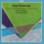 Bach, J.C.: Keyboard Concertos, Op. 13, Nos. 4-6 and Op. 14, No. 1 by Anthony Halstead
