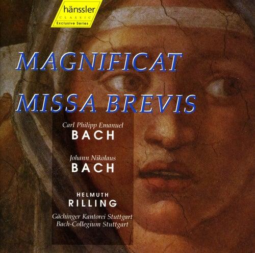 Bach, C.P.E.: Magnificat, Wq. 215, H. 772 by Helmuth Rilling