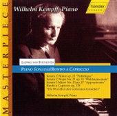 Beethoven: Piano Sonatas Nos. 8, 21 and 23 / Rondo A Capriccio by Wilhelm Kempff