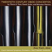Twentieth Century Oboe Concertos by Alex Klein