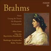 Brahms, J.: Nanie / Gesang der Parzen / Alto Rhapsody / Schicksalslied by Various Artists