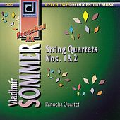 Sommer: String Quartets Nos 1&2 by Panocha Quartet