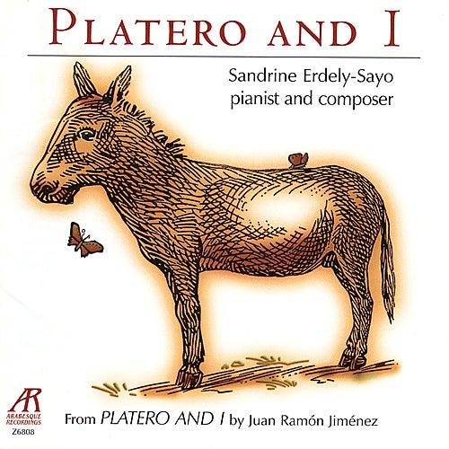 Sandrine Erdely-Sayo: Platero and I by Sandrine Erdely-Sayo