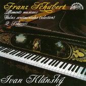 Schubert: Moments musicaux, Valses sentimentales, 2 Scherzos by Ivan Klansky