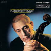 Dvorák; Walton: Cello Concertos by Gregor Piatigorsky