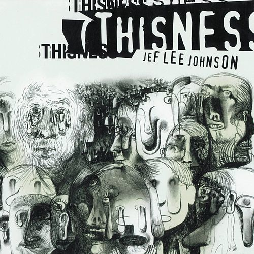 Thisness by Jef Lee Johnson