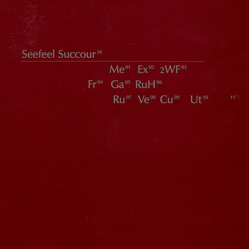 Succor by Seefeel
