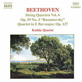 String Quartets (Complete) Vol. 6 by Ludwig van Beethoven