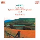 Lyric Pieces Vol. 2 by Edvard Grieg