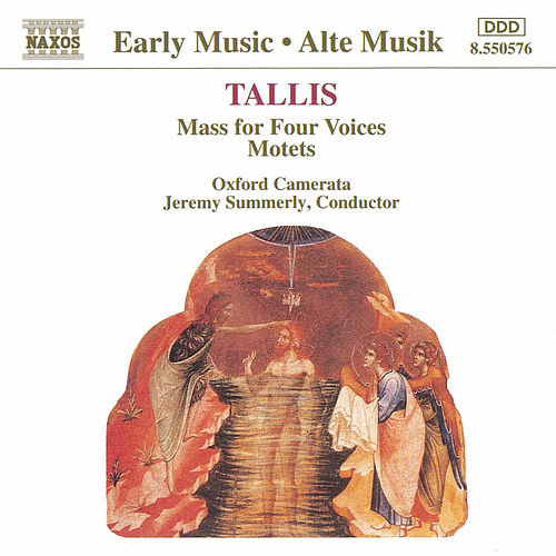 Mass for Four Voices / Motets by Thomas Tallis