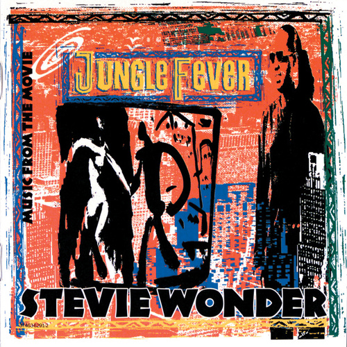 Music From The Movie 'Jungle Fever' by Stevie Wonder
