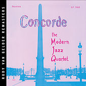 Concorde by Modern Jazz Quartet