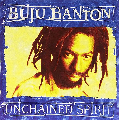 Unchained Spirit by Buju Banton