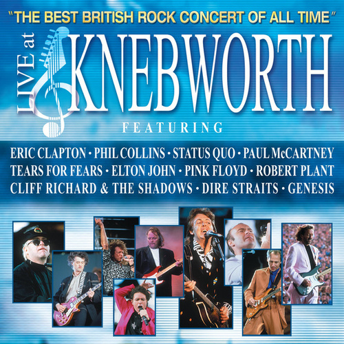 Live At Knebworth 1090 by Various Artists