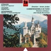 Strauss: Sextuor, Wagner: Siegfried Idyll, Schoenberg: Verklärte Nacht