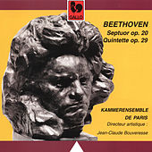 Beethoven: Septuor Op. 20, Quintette Op. 29. Kammerensemble de Paris by Various Artists