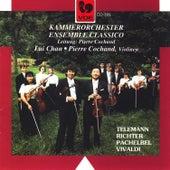 Kammerorchester Ensemble Classico: Telemann – Vivaldi – Pachelbel – Richter by Lui Chan