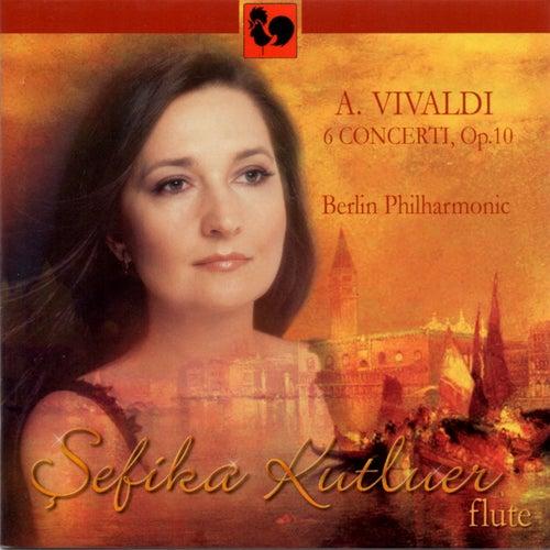 Sefika Kultuer plays Vivaldi concertos for Flute & Orchestra by Sefika Kutluer