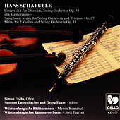 Hans Schaeuble: Orchesterwerke by Georg Egger