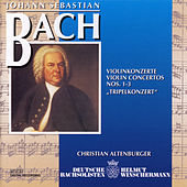 Bach - Violin Concertos 1-3 by Various Artists