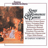 Classical Favorites For Strings: Songs, Romances & Dances by Various Artists