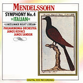 Mendelssohn - Symphony #4 by Various Artists
