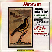 Mozart - Violin Concertos by Christian Altenburger