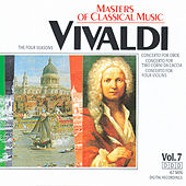 Masters Of Classical Music: Antonio Vivaldi by Various Artists