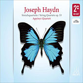 Haydn: String Quartets, Op. 33 by Apponyi Quartet