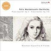Mendelssohn, Felix: Piano Quartet, Op. 3 / Piano Sextet, Op. 110 by Ruth Elena Schindel