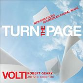 Turn the Page - New Directions in American Choral Music by Robert Geary