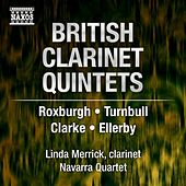 British Clarinet Quintets by Linda Merrick