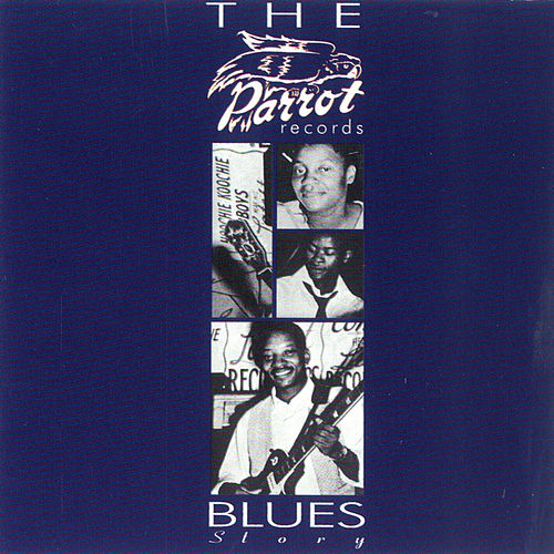 The Parrot Records Blues Story von Various Artists