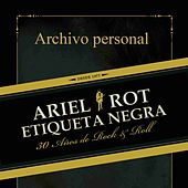 Archivo personal by Ariel Rot
