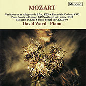 Mozart: Piano Music - K. 500, K. 475, K. 457, K. 312, K. 355 & K. 533/494 by David Ward