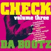 Check Da Bootz, Vol. 3 by Various Artists