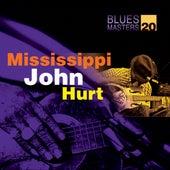 Blues Masters Vol. 20 (Mississippi John Hurt) by Mississippi John Hurt