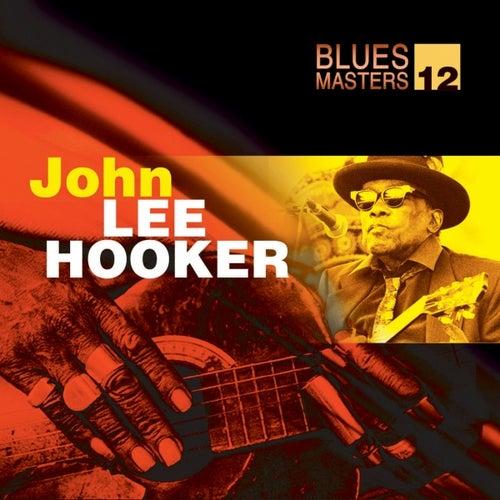 Blues Masters Vol. 12 (John Lee Hooker) by John Lee Hooker
